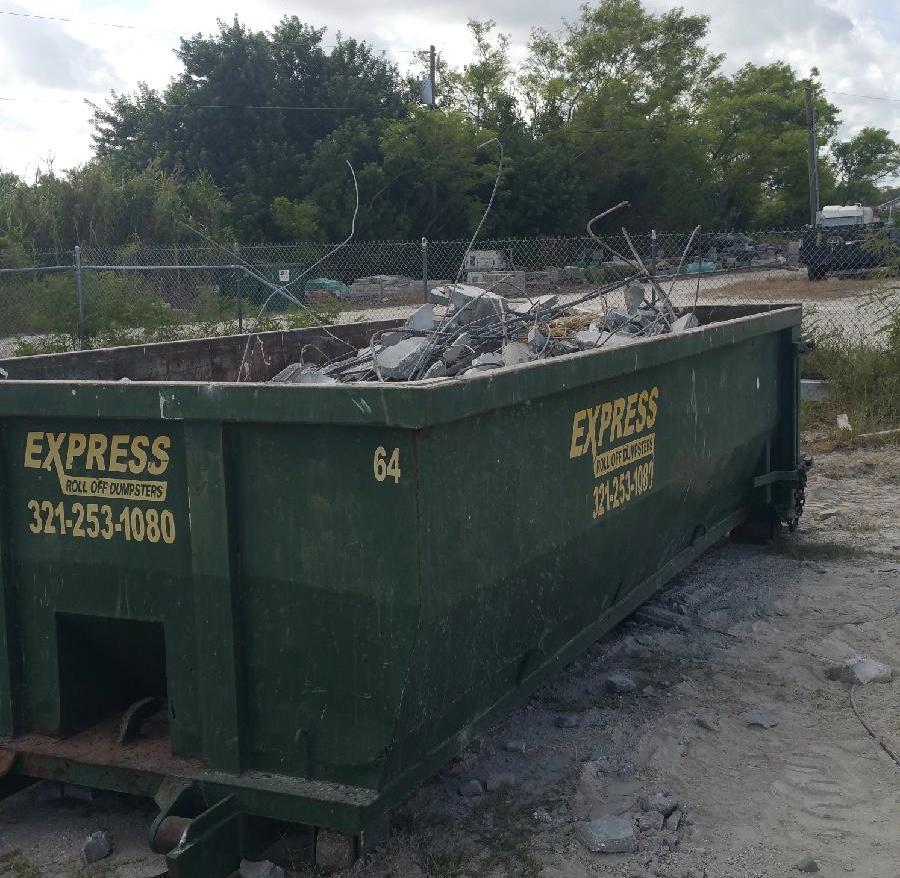 Dumpster Rental Cocoa Beach Fl