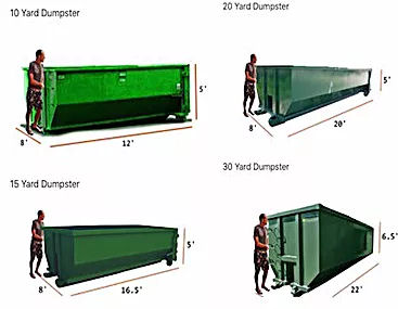 Dumpster Rental In Melbourne Fl Call Express Roll Off Dumpsters